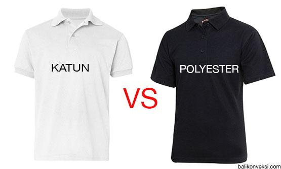 Polo Shirt Cotton vs Polyester